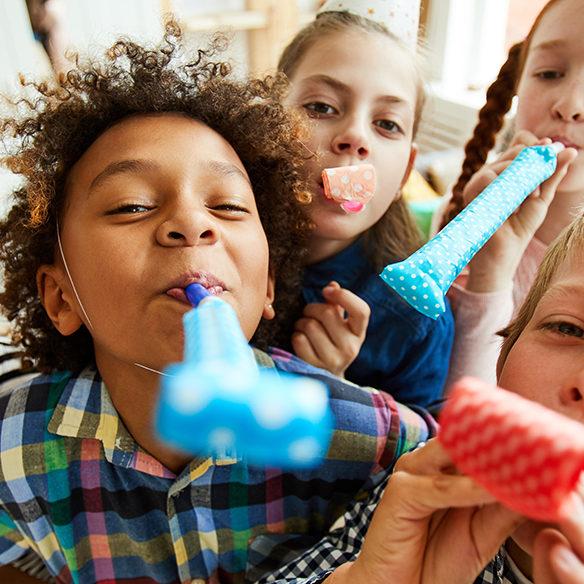 Children's Birthday Party Venue